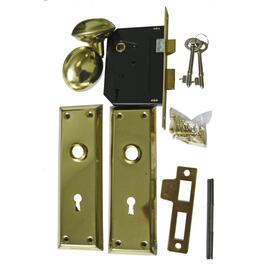 Mortise Lock Set thumb