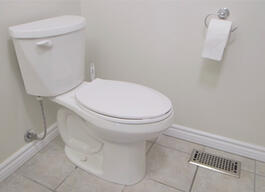 Here's How to install a new toilet. thumb