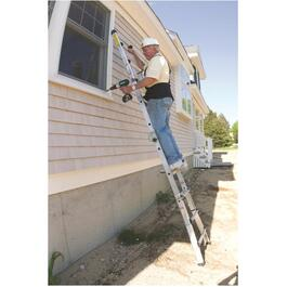 11' Aluminum Multi Function Telescopic Ladder thumb