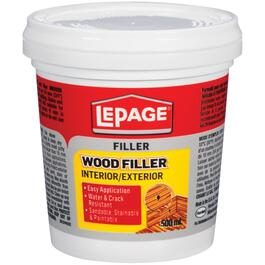 500mL Interior/Exterior Wood Filler thumb
