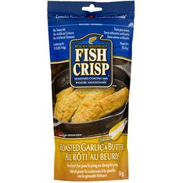 340g Garlic and Butter Fish Crisp Coating thumb