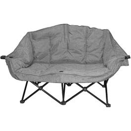 Heather Grey Adult Bear Buddy Camp Chair thumb