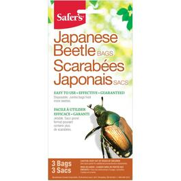 3 Pack Japanese Beetle Trap Bags thumb