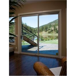 "6' x 6'8"" Reno 5500S OF PVC Patio Door thumb"