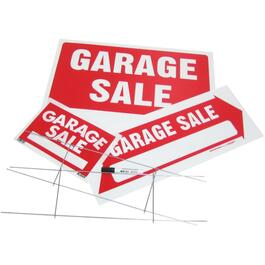 Ultimate Garage Sale Sign Kit thumb