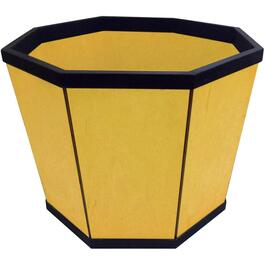 "13"" Yellow Decor Birch Planter thumb"