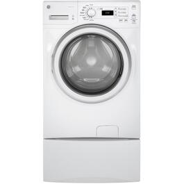 4.8 cu. ft. White Front Load Washer thumb