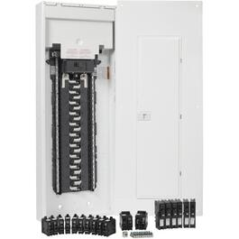 200 Amp 42/84 Circuit Arc Fault Plug-On Panel Package with Breakers thumb