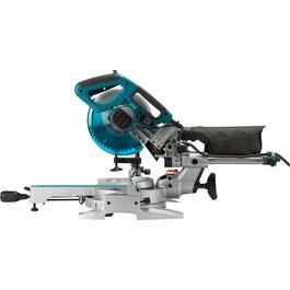 "8-1/2"" 10.5 Amp Sliding Compound Mitre Saw, with Laser Marker and LED Light thumb"
