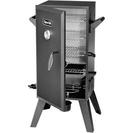 505 sq. in. 1500Watt Vertical Electric Analog Smoker thumb