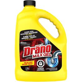 3.8L Max Gel Drain Cleaner thumb