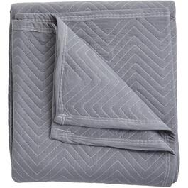 "80"" x 72"" Grey Movers Blanket thumb"