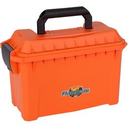 "11"" Orange Marine Dry Tackle Box thumb"
