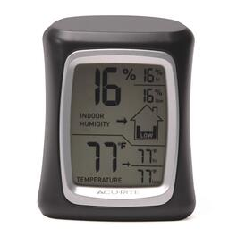 Indoor Digital Thermometer, with Hygrometer thumb