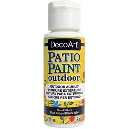 2oz Cloud White Acrylic Patio Paint thumb