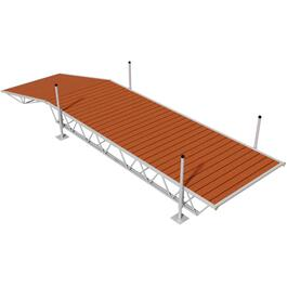 6' x 16' Landing Dock Package thumb