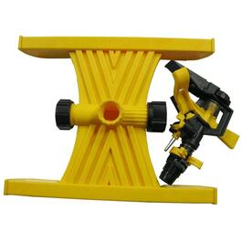 Pulsating Sled Base Lawn Sprinkler thumb