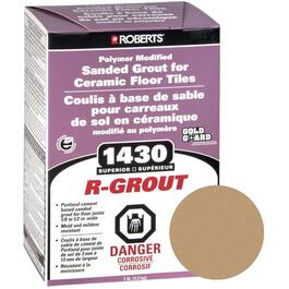 7lb Sand Sanded Floor Grout thumb
