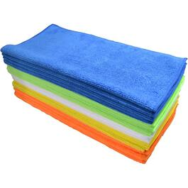 25 Pack Microfibre Cloths thumb