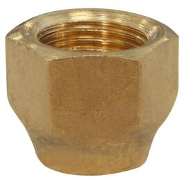 "1/4"" Brass Rod Flare Nut thumb"