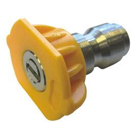 "1/4"" 15 Degrees Yellow Spray Nozzle thumb"