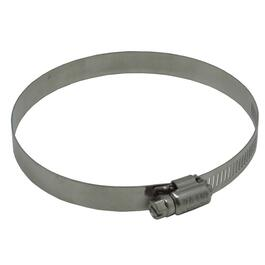 "#64 4"" All Stainless Steel Hose Clamp thumb"