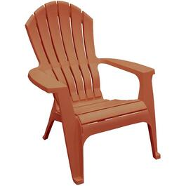 Potters Clay Stacking Ergonomic Adirondack Chair thumb