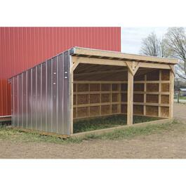 12' x 16' Calf Shelter Package thumb