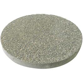 "12"" Round Exposed Aggregate Patio Stone thumb"