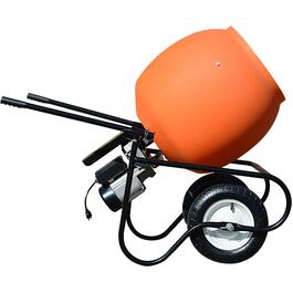 3/4 HP 6.0cu/ft Cement Mixer thumb