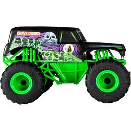 Remote Controlled Grave Digger Monster Jam Vehicle thumb