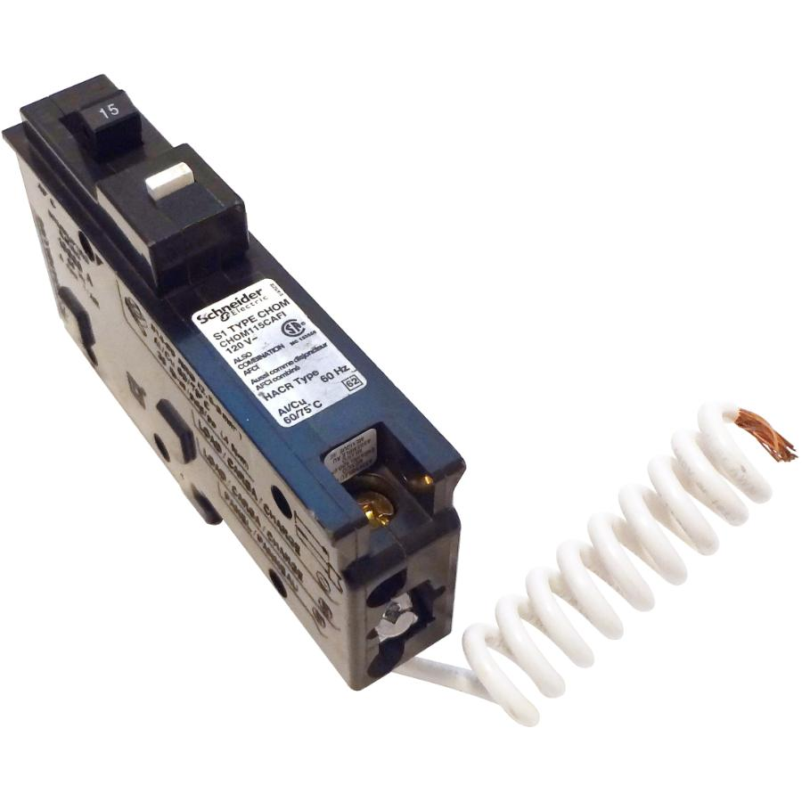 Federal Pioneer 15 Amp Arc Fault Circuit Breaker Home Hardware Canada Effective January 1 2014 Arcfault Circuitinterrupters Afcis Will Single Pole Combination Pigtail