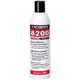 340g Quickbond 8200 Carpet Pad and More Spray Adhesive thumb
