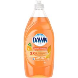 532ml Orange Scented Antibacterial Dish Soap thumb