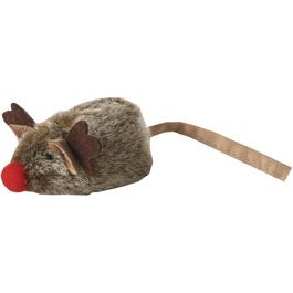 Holiday Reindeer Games Catnip Cat Toy thumb