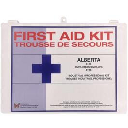 Alberta Professional First Aid Kit, for 2 to 49 People thumb