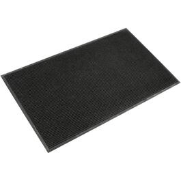 "36"" x 60"" Charcoal Rubber Door Mat thumb"