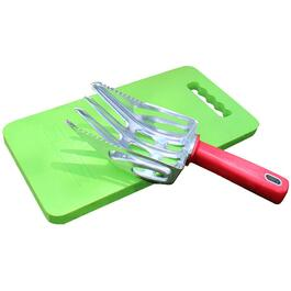 Hand Weeder and Kneeling Pad thumb