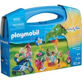 Family Picnic Playset, with Carry Case thumb