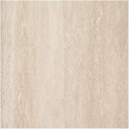 "11.64 sq. ft. 12"" x 24"" Sand Travertino Classico Porcelain Tile Flooring thumb"