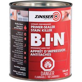 946mL B-I-N Alkyd Primer Sealer thumb