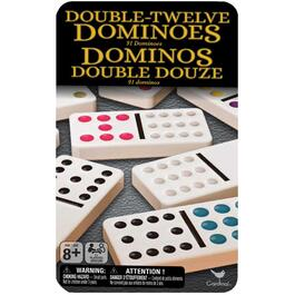 Double 12 Dominoes Colour thumb