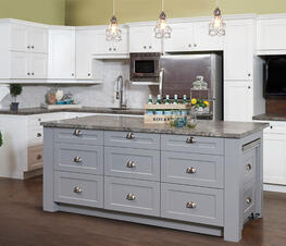 Cabinets Countertops Cooking