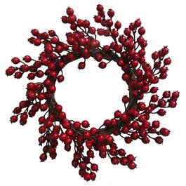 "22"" Red Berry Wreath thumb"
