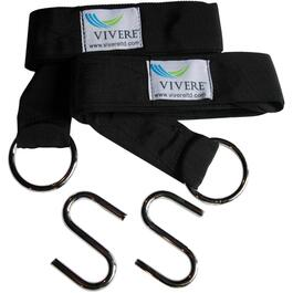 2 Pack Eco Friendly Hammock Straps thumb