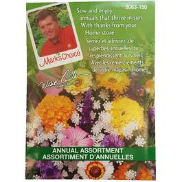 Marks Choice Flower Seeds Packet thumb