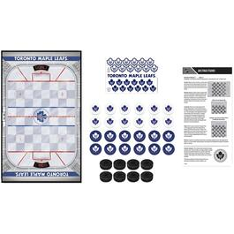 NHL Toronto Maple Leafs Checkers Game thumb