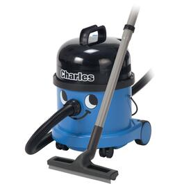 1060 Watt Charles Commercial Canister Vacuum, with Accessories thumb