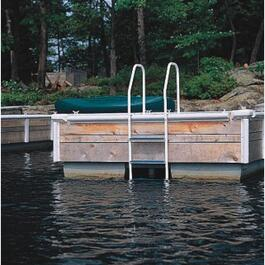 6' x 12' Floating Dock Edge Package thumb