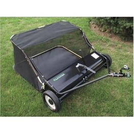 "12Cu.Ft. 38"" Tow Lawn Sweeper thumb"